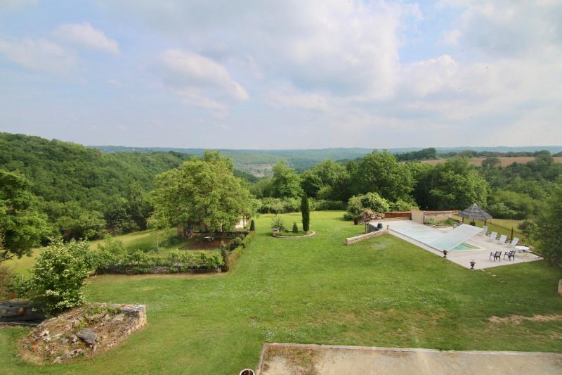 Sale house / villa Salignac-eyvignes 490000€ - Picture 12