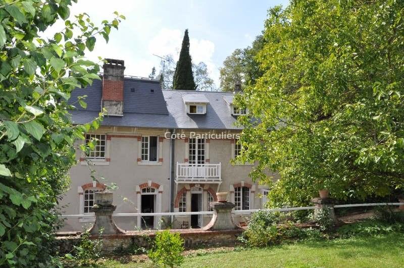 Vente de prestige maison / villa Vendome 623400€ - Photo 1