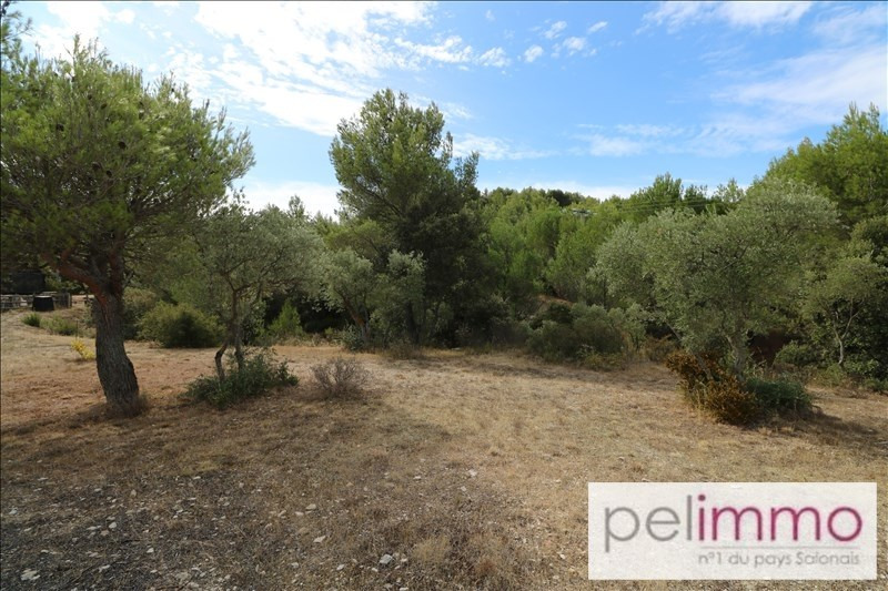 Vente terrain Alleins 230 000€ - Photo 2