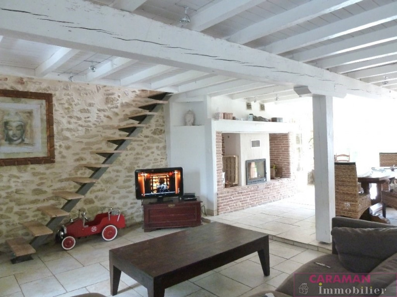 Vente maison / villa Caraman  secteur 363 000€ - Photo 2