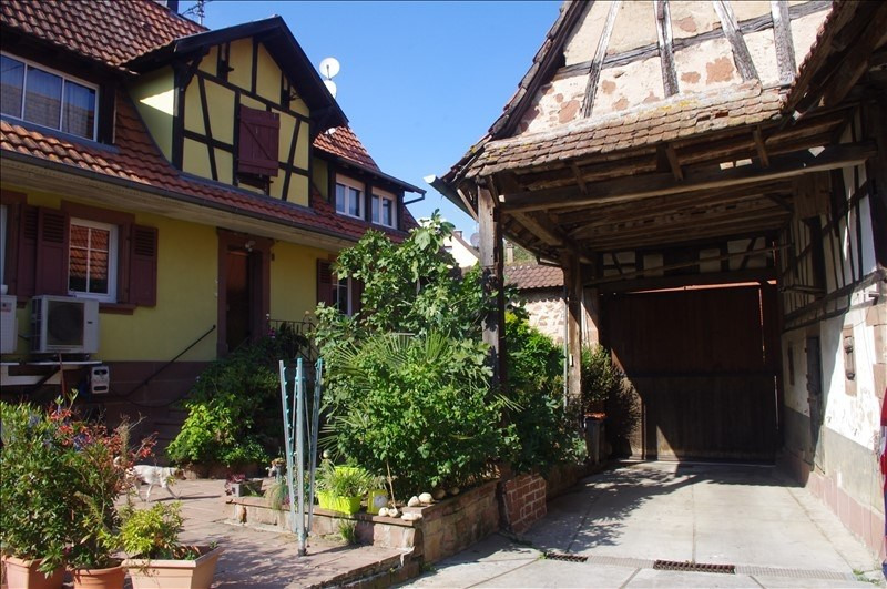 Vente maison / villa Menchhoffen 217300€ - Photo 2