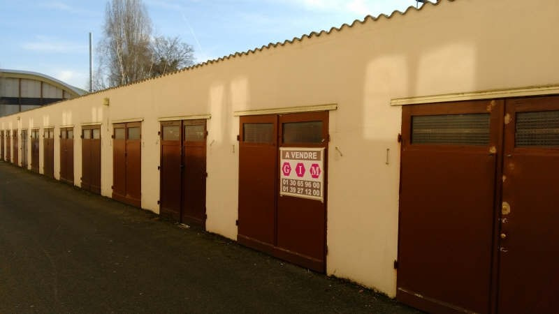 Sale parking spaces Poissy 12 500€ - Picture 1