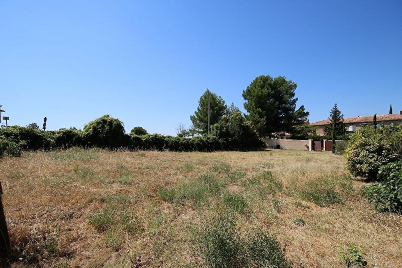 Vente terrain Meyrargues 195 000€ - Photo 1