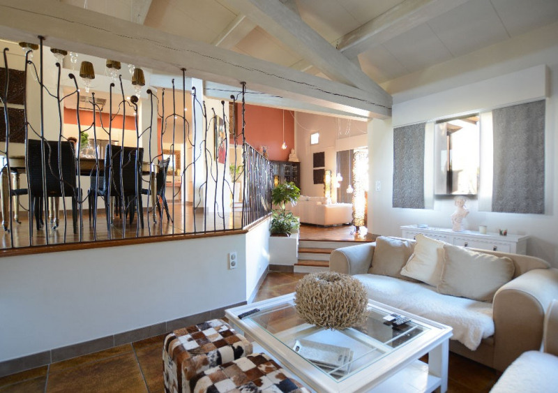 Venta de prestigio  casa Morieres les avignon 655000€ - Fotografía 4