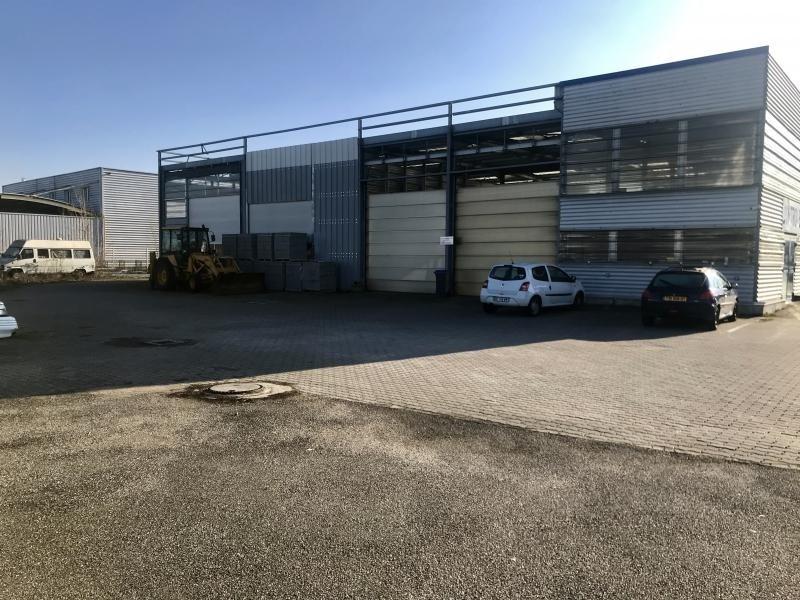 Sale empty room/storage Hoenheim 945000€ - Picture 1