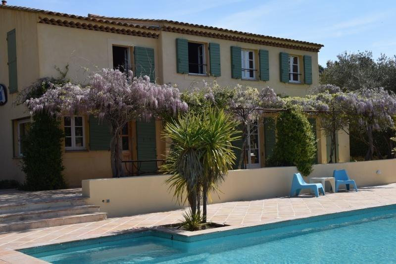Sale house / villa Eguilles 1100000€ - Picture 1