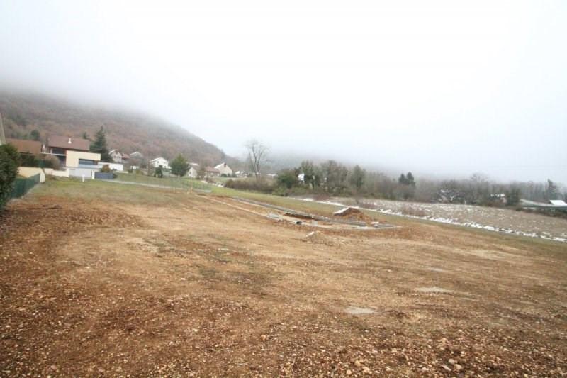 Vente terrain Morestel 69000€ - Photo 2