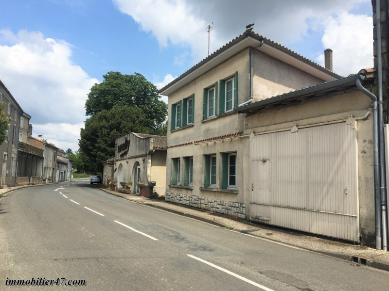 Vente maison / villa Saint etienne de fougeres 119 000€ - Photo 2