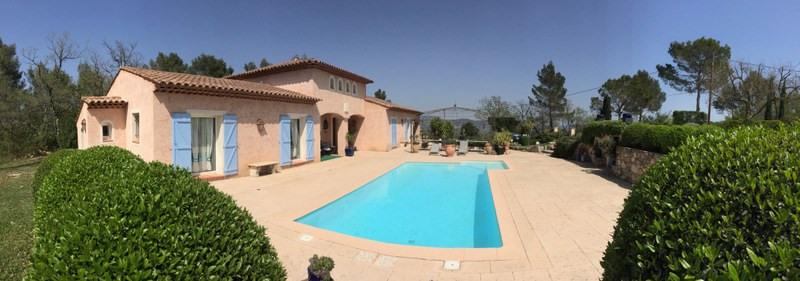 Verkauf von luxusobjekt haus Tourrettes 788000€ - Fotografie 1