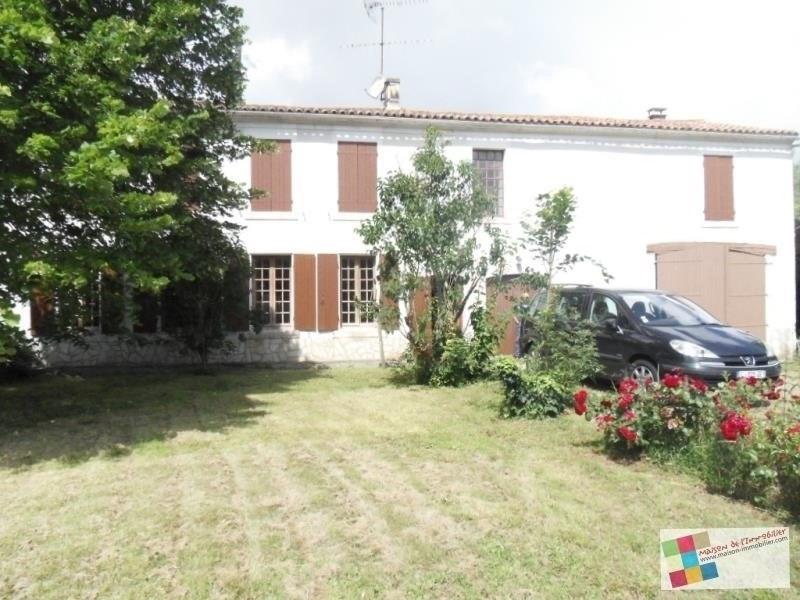 Sale house / villa Gimeux 160500€ - Picture 1