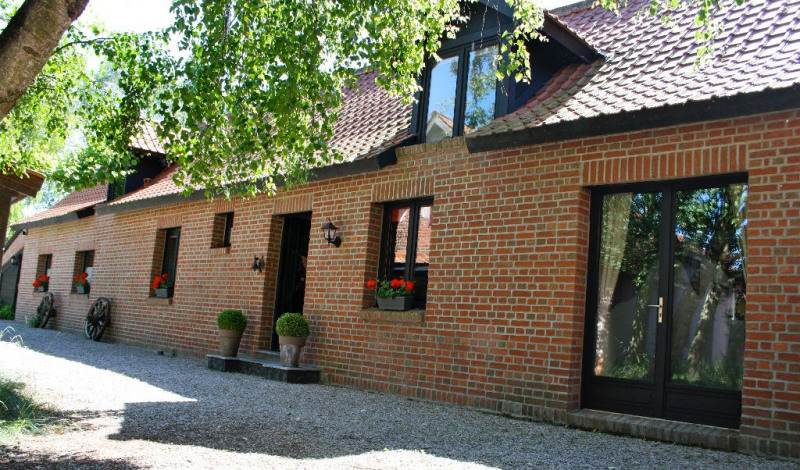 Vente de prestige maison / villa Aire sur la lys 484100€ - Photo 2