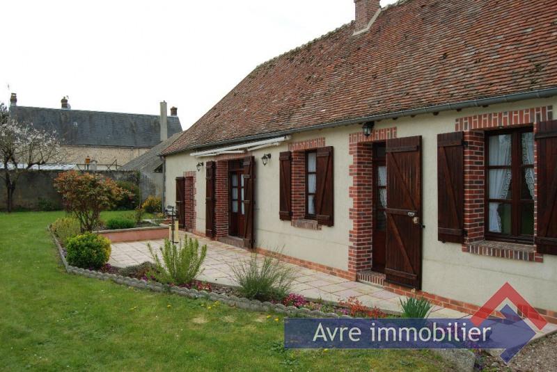 Sale house / villa Verneuil d'avre et d'iton 138000€ - Picture 1