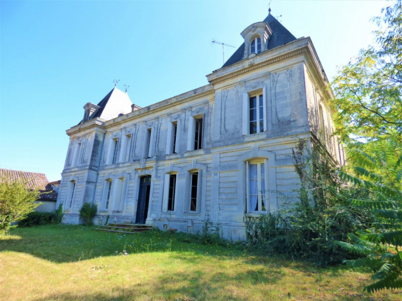 Deluxe sale house / villa Saint loubes 926 000€ - Picture 1