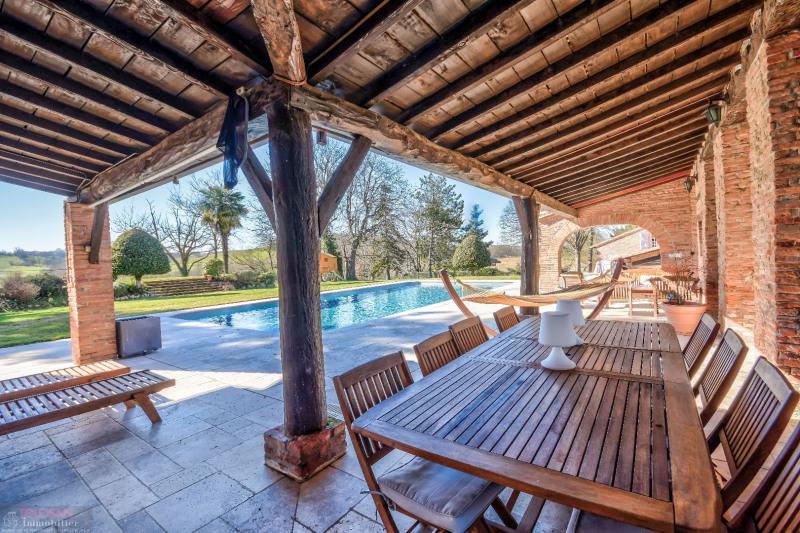 Deluxe sale house / villa Verfeil 10 minutes 795000€ - Picture 1