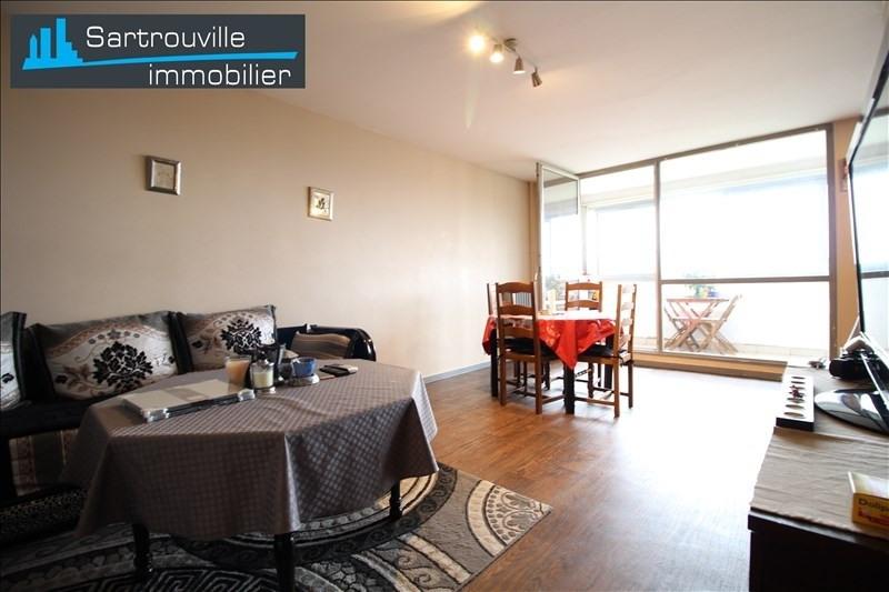 Vente appartement Sartrouville 204000€ - Photo 1
