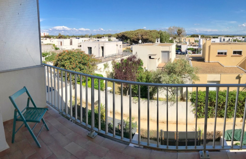 Vente appartement Carnon plage 98000€ - Photo 2