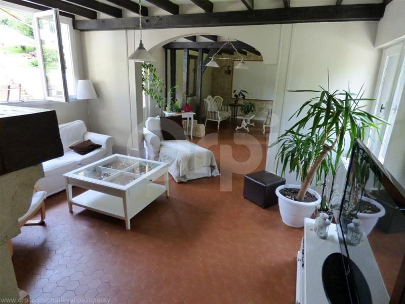 Sale house / villa Lyons la foret 331000€ - Picture 7
