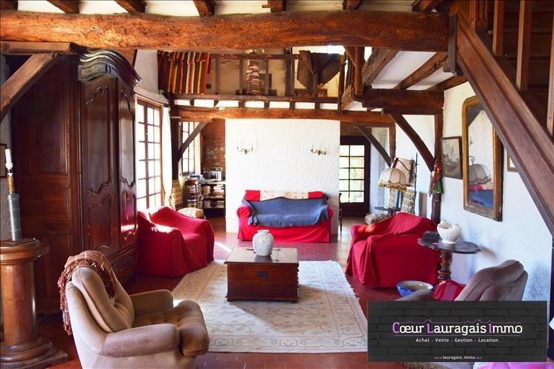 Sale house / villa Dremil lafage 472000€ - Picture 5