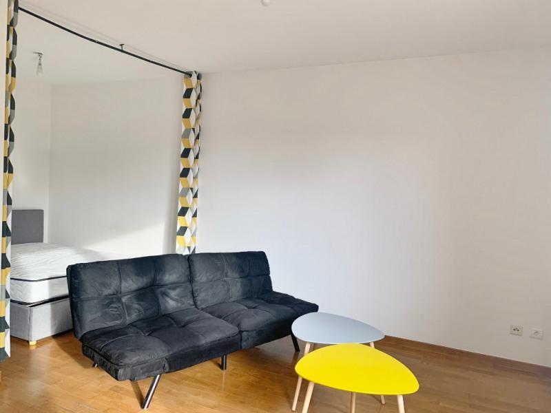 Rental apartment Bourgoin jallieu 540€ CC - Picture 2