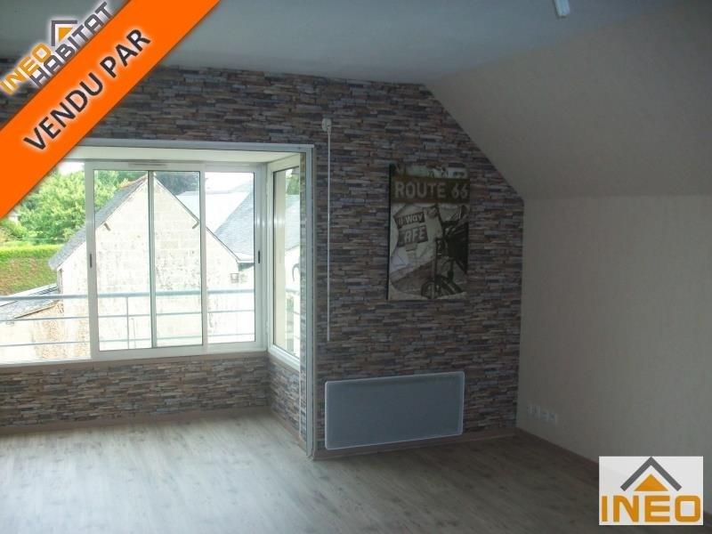 Vente appartement Geveze 117700€ - Photo 1