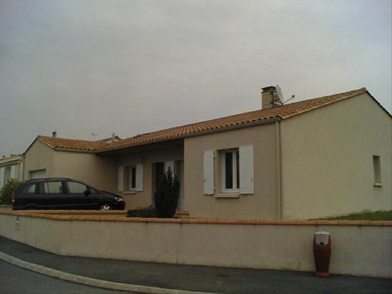 Rental house / villa La roche sur yon 780€ CC - Picture 1