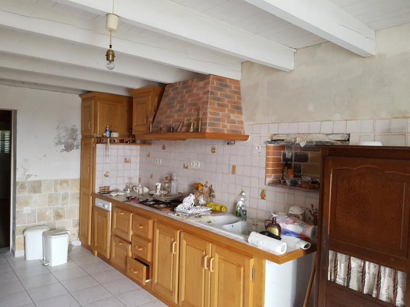Sale house / villa Montlieu la garde 91000€ - Picture 4