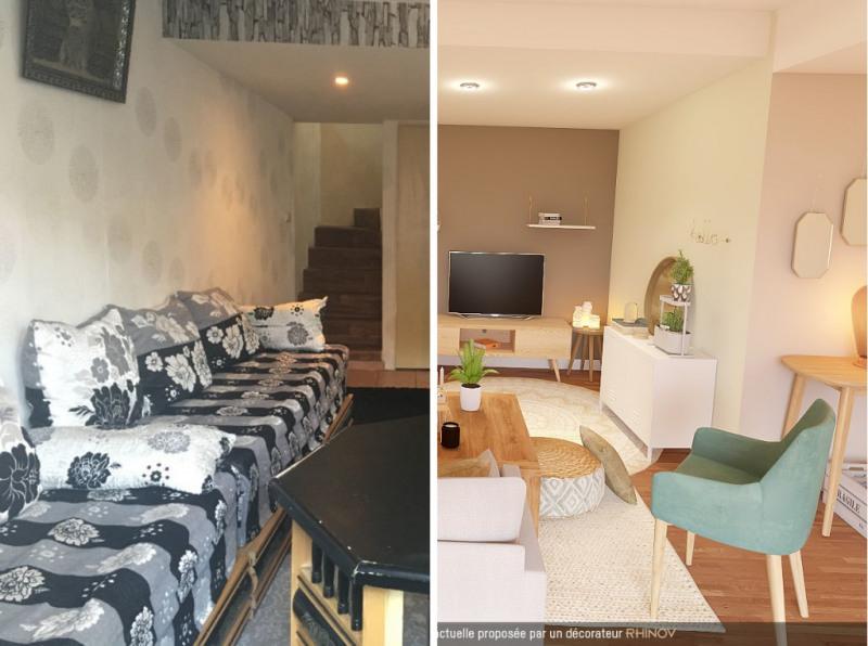Sale house / villa Vauvert 110400€ - Picture 2