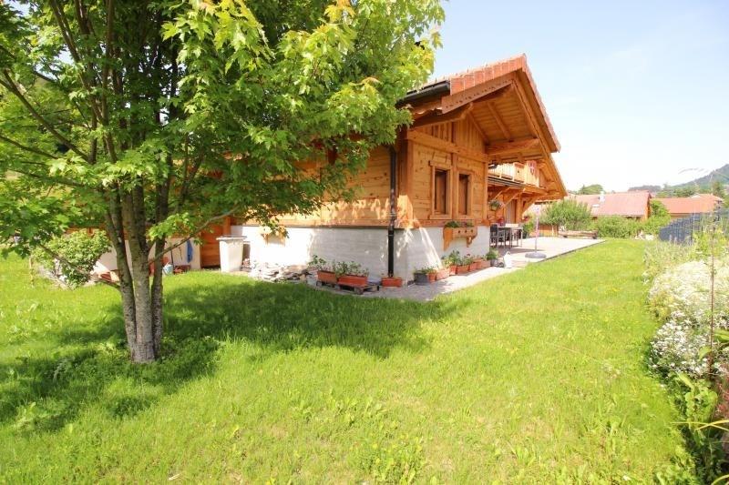Deluxe sale house / villa Mont saxonnex 565000€ - Picture 3