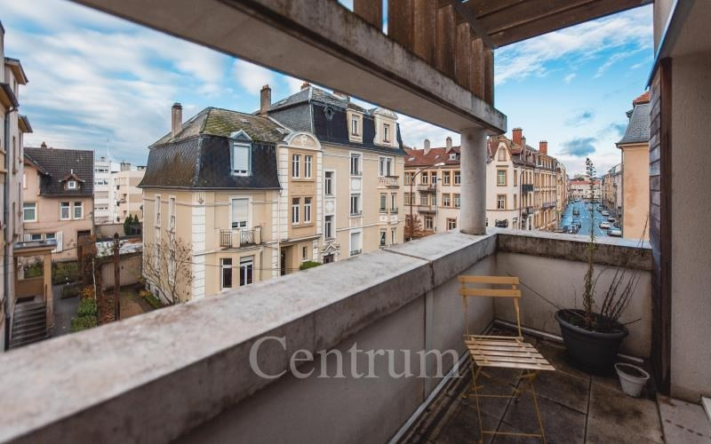 Vendita appartamento Metz 380000€ - Fotografia 3