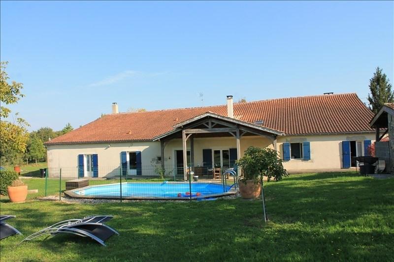 Sale house / villa Langon 368700€ - Picture 1