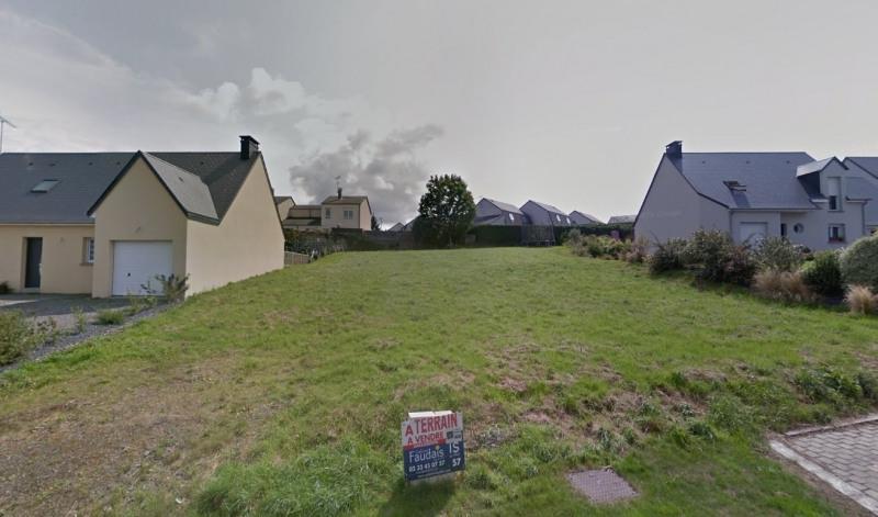 Revenda terreno Torigni sur vire 34500€ - Fotografia 1