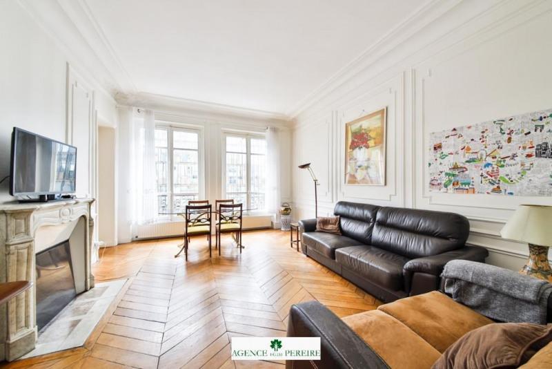 Deluxe sale apartment Paris 17ème 1170000€ - Picture 3
