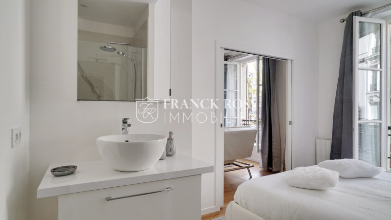 Rental apartment Paris 7ème 2 500€ CC - Picture 13