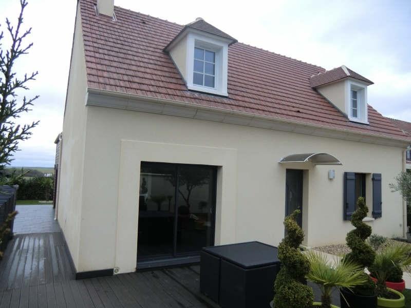 Sale house / villa Marines 356600€ - Picture 2