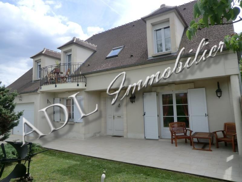 Vente maison / villa Orry la ville proche 478000€ - Photo 1