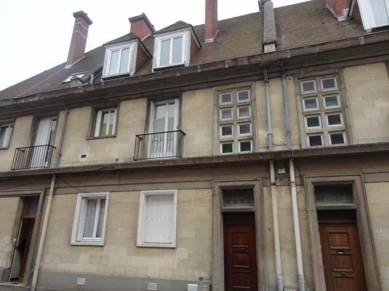 Rental apartment Yvetot 420€ CC - Picture 3