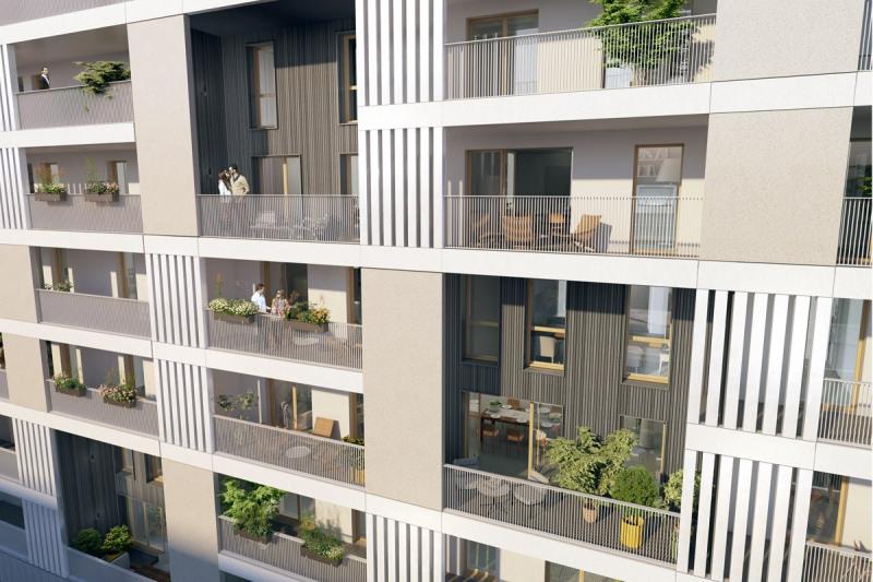New home sale program Meudon la foret  - Picture 4