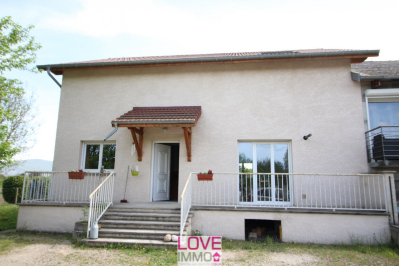 Vente maison / villa Bourgoin jallieu 194000€ - Photo 1