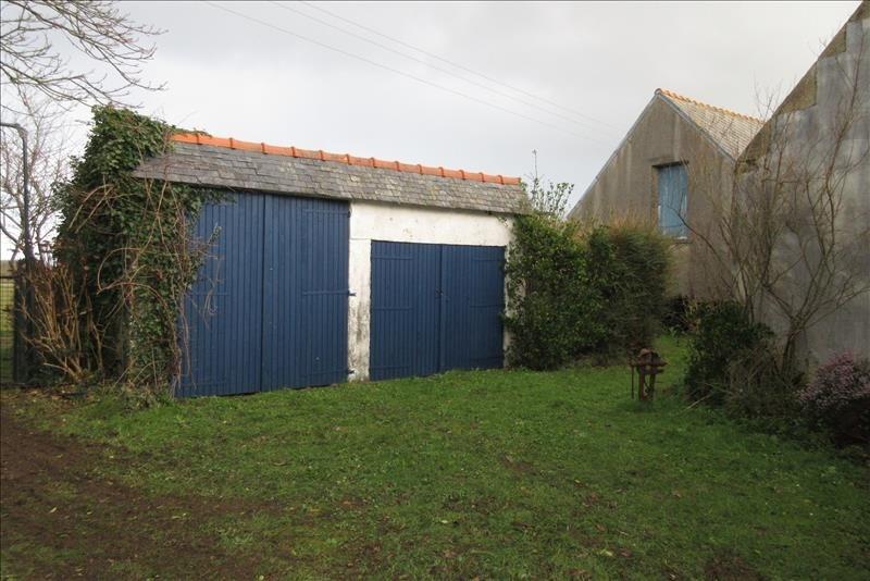 Vente maison / villa Beuzec-cap-sizun 125520€ - Photo 15