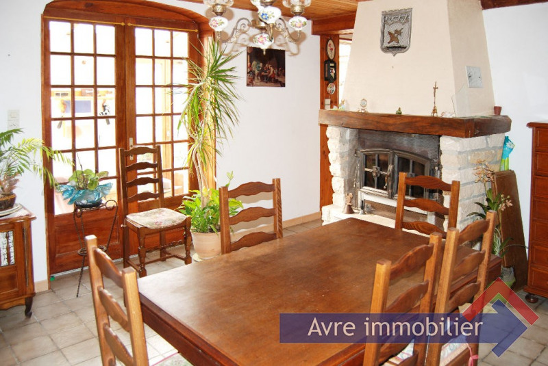 Vente maison / villa Verneuil d'avre et d'iton 101000€ - Photo 4
