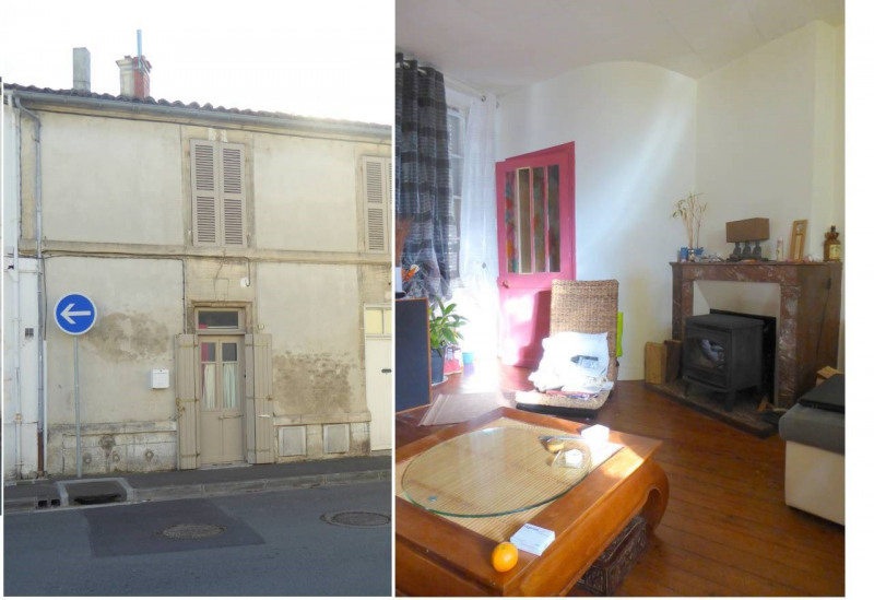 Sale house / villa Cognac 54 000€ - Picture 9