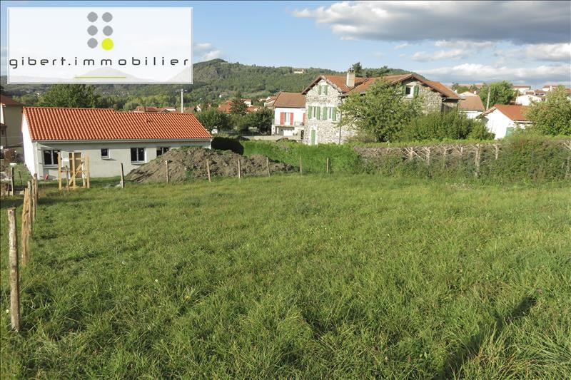 Vente terrain Coubon 39600€ - Photo 1