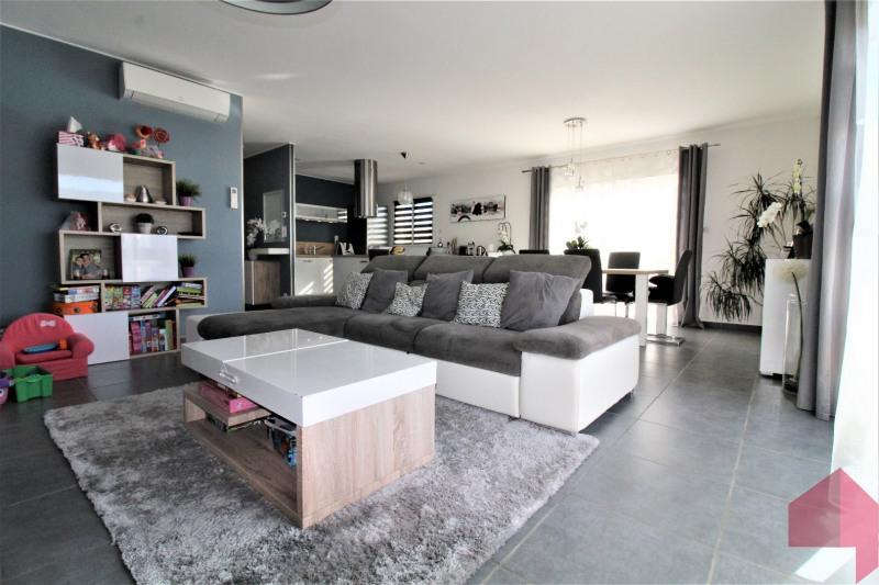 Vente maison / villa Quint fonsegrives 350000€ - Photo 3
