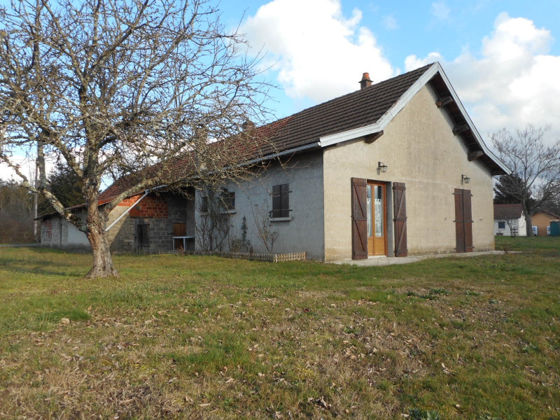 Sale house / villa Courlaoux 120 000€ - Picture 1
