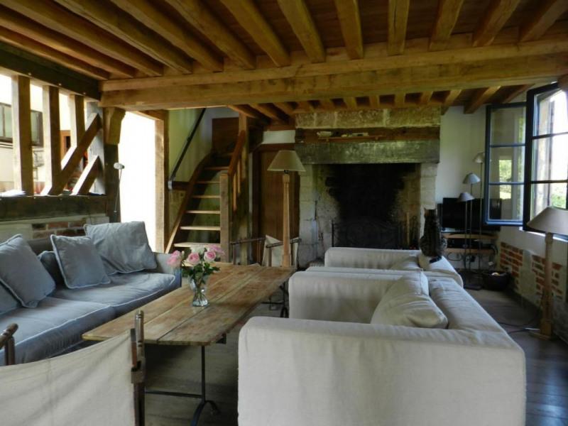 Deluxe sale house / villa Glanville 892500€ - Picture 3
