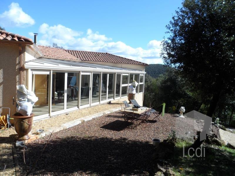 Vente maison / villa Thoiras 499900€ - Photo 1