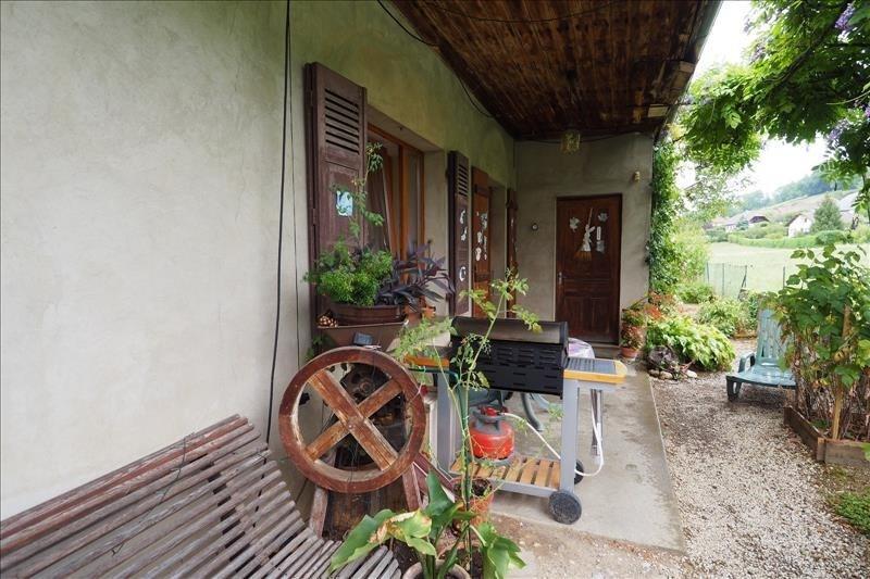 Vente maison / villa Gruffy 395000€ - Photo 1