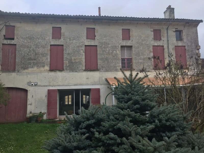 Sale house / villa Cubzac les ponts 339200€ - Picture 2