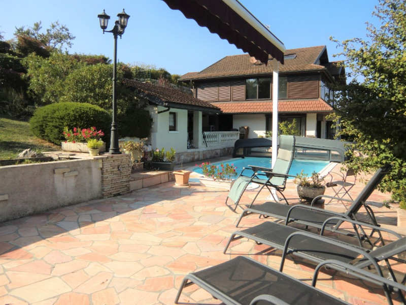 Deluxe sale house / villa Brison saint innocent 630 000€ - Picture 9