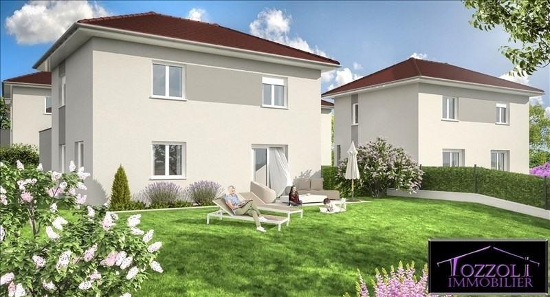 Vente maison / villa Bourgoin jallieu 228000€ - Photo 1